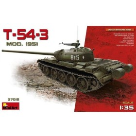 MA37015 ミニアート 1/35 T-54-3Mod. 1951 GSI クレオス/新品