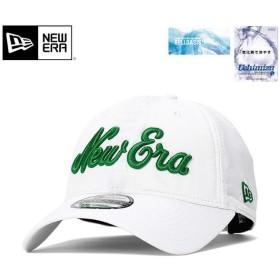 ニューエラ ゴルフ キャップ 帽子 ホワイト