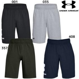 アンダーアーマー UA スポーツスタイル コットングラフィックショーツ 1329300 メンズ ショートパンツ 短パン トレーニングウェア