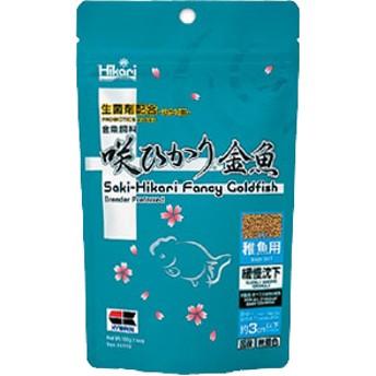 咲ひかり金魚 稚魚用 (500g)