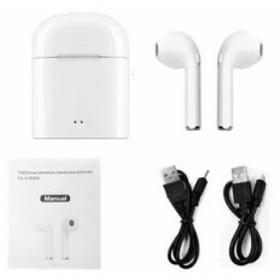簡単接続 ワイヤレス イヤホン Bluetooth 充電ケース付 ヘッドセット スポーツ 防水 音楽 ヘッドホン 高音質 スマホ Android iphone