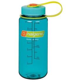 ナルゲン 広口ボトル0.5L Tritan nalgene セルーリアン