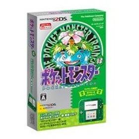 ニンテンドー2DS『ポケットモンスター 緑』限定パック