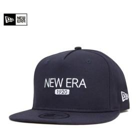 ニューエラ キャップ 帽子 NEW ERA ネイビー