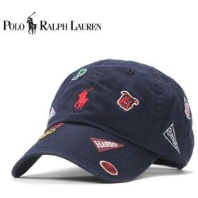 ポロ ラルフローレン キャップ 帽子 サイズ調整 CLS SPRT アビエーターネイビー POLO RALPH LAUREN メンズ