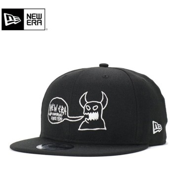 TOYMACHINE × NEW ERA 9FIFTY TOY MONSTER コラボ キャップ 11909155