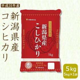 コシヒカリ 5kg 新潟県産 米 お米 白米 うるち米 精白米 ごはん
