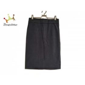 ドゥーズィエム DEUXIEME CLASSE スカート サイズ38 M レディース 黒 ウエストゴム     スペシャル特価 20191018