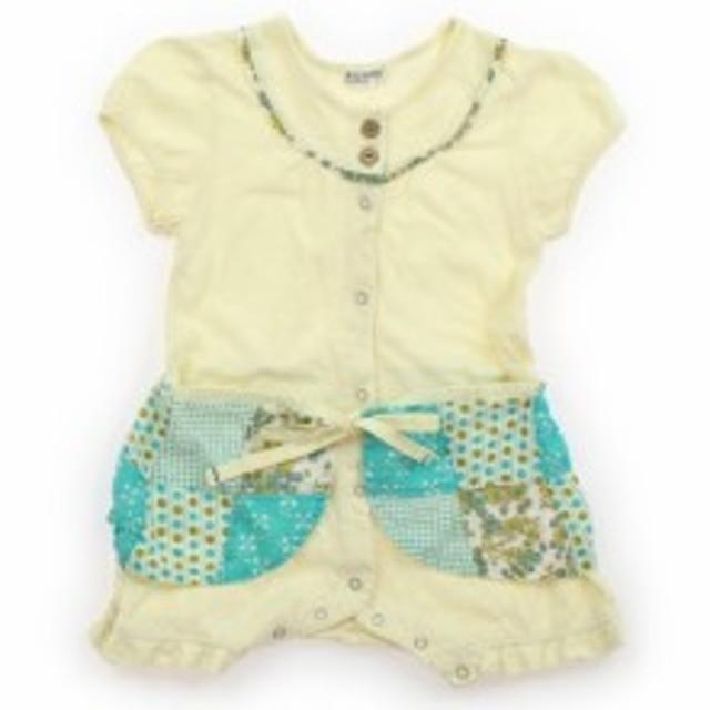 5d4506f50e12a  ラグマート RagMart カバーオール 80サイズ 女の子 USED子供服・ベビー服