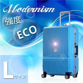 スーツケース キャリーケース キャリーバッグ トランク 大型 軽量 Lサイズ おしゃれ 静音 ハード フレーム 8輪 M3002-F70