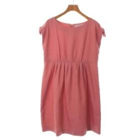 Couture brooch / クチュールブローチ レディース ワンピース 色:ピンク サイズ:36(S位)