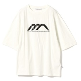 MARTIN ASBJORN / ロゴプリント Tシャツ メンズ Tシャツ MARSMALLOW S