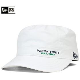ニューエラ WM-01 ワークキャップ ウォータープルーフ ホワイト