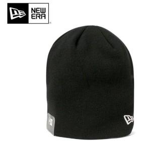 ニューエラ ニット帽 帽子 ニットキャップ NEW ERA ブラック
