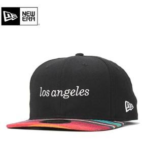 ニューエラ キャップ 帽子 NEW ERA 9FIFTY ブラック メンズ