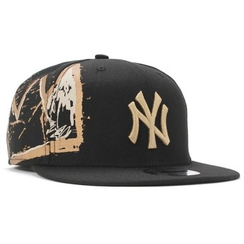 BASQUIAT×NEW ERA コラボ キャップ NEW YORK YANKEES
