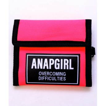 ANAP GiRL(ティーンズ)ストラップ付き財布