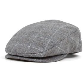 ブリクストン ハンチング フーリガン グレーコンボ 帽子