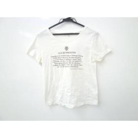 【中古】 マッキントッシュフィロソフィー 半袖Tシャツ サイズ38 L レディース 白 黒