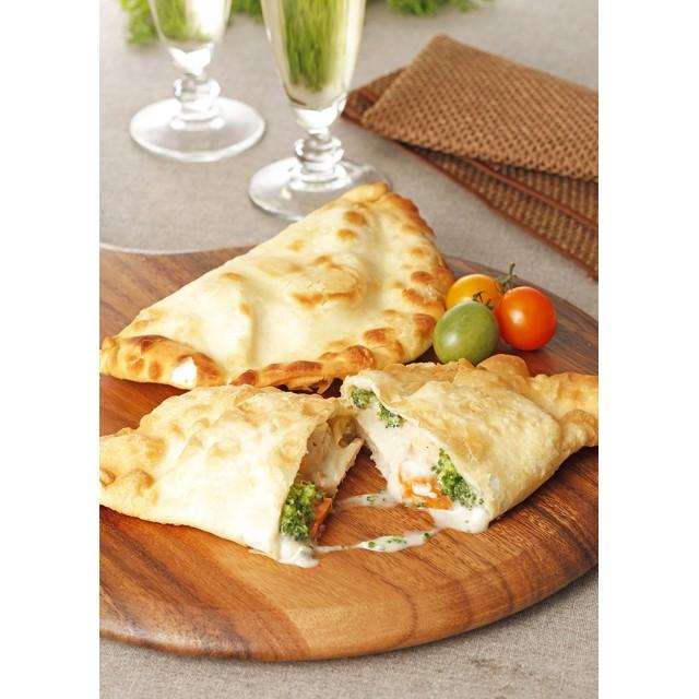 パンツェロッテリア フライドピザ 3種類チキン食べ比べセット