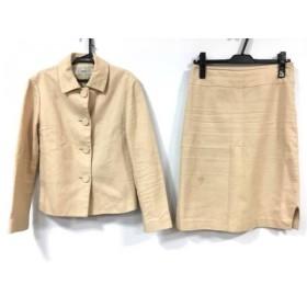 【中古】 イエナ IENA スカートスーツ サイズ38 M レディース ベージュ