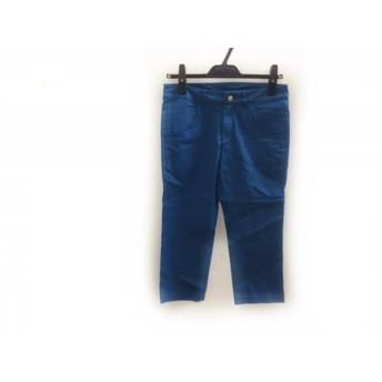 【中古】 キャロウェイ CALLAWAY パンツ サイズS レディース ブルー GOLF