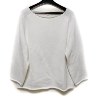 【中古】デミリー demylee 長袖セーター サイズS レディース 白