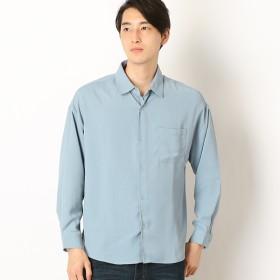 [マルイ]【セール】レギュラーカラーワイドシャツ/モルガンオム(MORGAN HOMME)