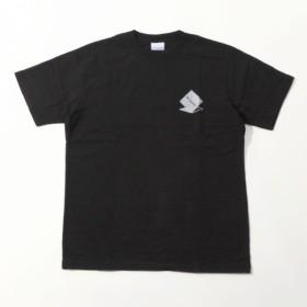 (セール)Columbia(コロンビア)トレッキング アウトドア 半袖Tシャツ ウルフヒルショートスリーブTシャツ PM1519-010 メンズ BLACK