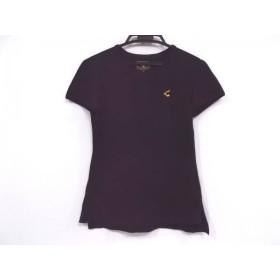 【中古】 ヴィヴィアンウエストウッドアングロマニア 半袖Tシャツ サイズS レディース 黒