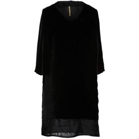 《期間限定 セール開催中》LIVIANA CONTI レディース ミニワンピース&ドレス ブラック 42 シルク 100% / レーヨン