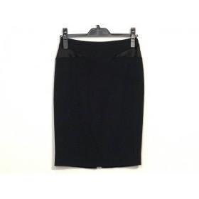 【中古】 ヴィクター&ロルフ VIKTOR & ROLF スカート サイズ40 M レディース 黒