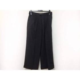 【中古】 マーガレットハウエル MargaretHowell パンツ サイズ2 M レディース ダークグレー