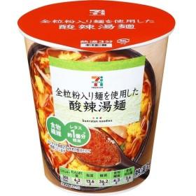 サンヨー食品 セブンプレミアム 酸辣湯麺 66g