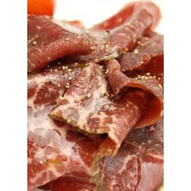 肉のふがね 岩手短角和牛生ハム (ブレザオラ)