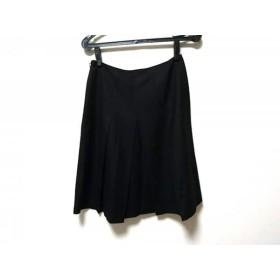 【中古】 プロポーションボディドレッシング スカート サイズ3 L レディース 美品 黒