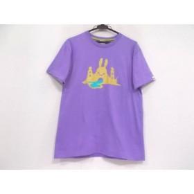 【中古】 キューン CUNE 半袖Tシャツ サイズM レディース パープル