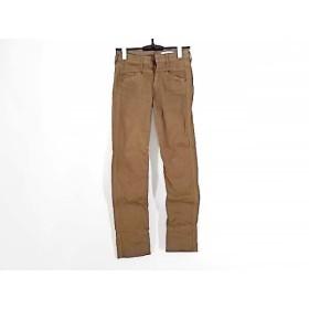 【中古】 アントゲージ antgauge パンツ サイズS レディース ブラウン