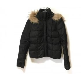 【中古】 ルール RULe ダウンジャケット サイズS レディース 黒 冬物
