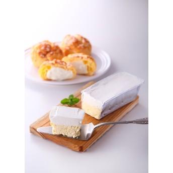 アマリア アマリアチーズケーキプレーン&ざらめミルクシュー6個セット