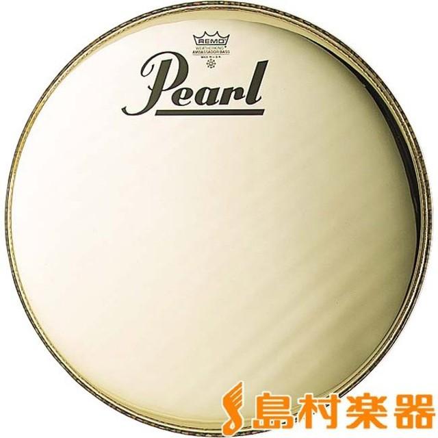 Pearl パール SF-20B/G-BS GLD バスドラムヘッド20/スターファイアー・ゴールド