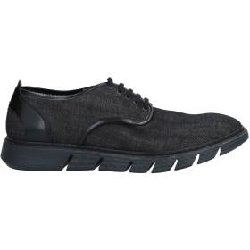 《期間限定セール開催中!》BARRACUDA メンズ スニーカー&テニスシューズ(ローカット) ブラック 41 紡績繊維 / 革