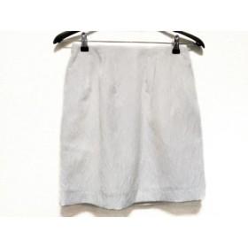 【中古】 アドーア ADORE スカート サイズ36 S レディース 白