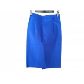 【中古】 ピンキー&ダイアン Pinky & Dianne スカート サイズ34 S レディース 美品 ブルー