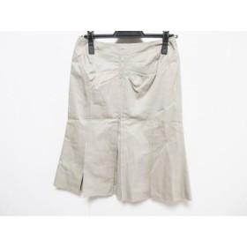 【中古】 ボディドレッシングデラックス BODY DRESSING Deluxe スカート サイズ36 S レディース グリーン