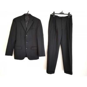 【中古】 コムサイズム COMME CA ISM メンズスーツ サイズM メンズ 黒