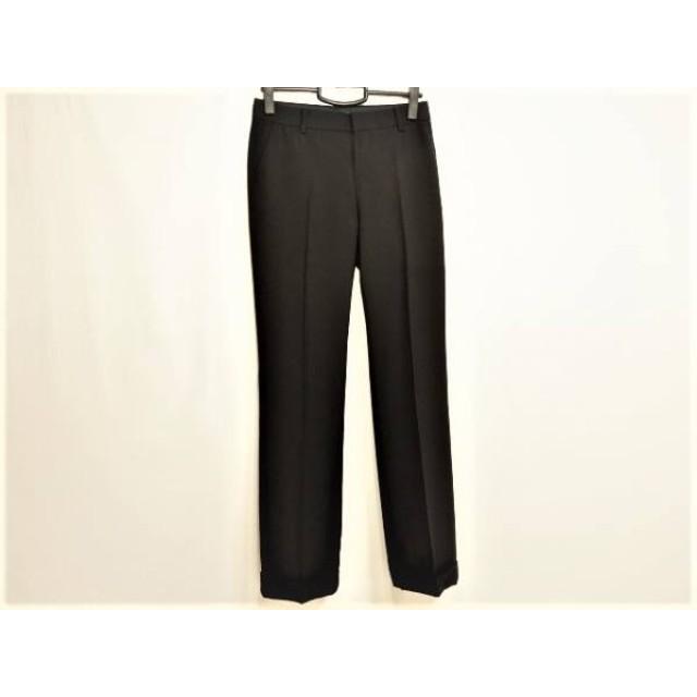 【中古】 ラルフローレン RalphLauren パンツ サイズ7 S レディース 黒