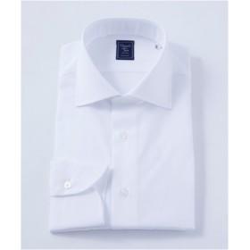 [シャツ]ヒトヨシ ドレスシャツ HS7S-W-042 ホワイト 38-84
