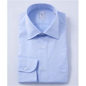 [シャツ]ヒトヨシ ドレスシャツ HR7S-S-028 ブルー 40-84