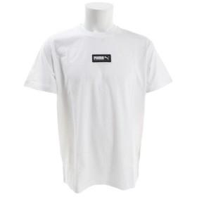 プーマ(PUMA) 【ゼビオ限定】 FUSION 半袖Tシャツ 844107 02 WHT (Men's)
